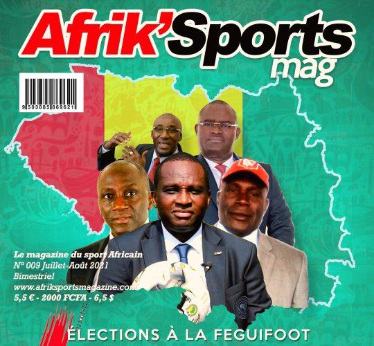 ELECTION A LA FEGUIFOOT